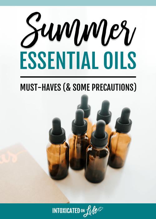 Summer Essential Oils Must Haves Some Precautions