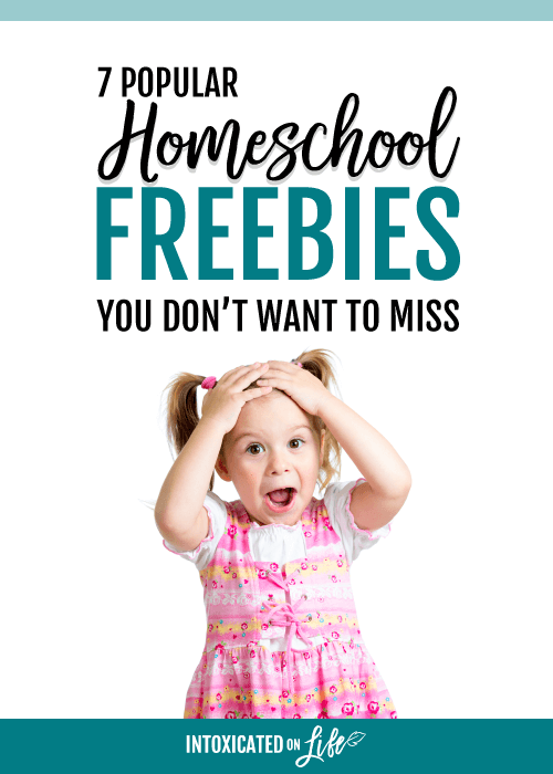7 Popular Homeschool Freebies You Dont Want to Miss
