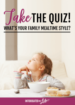 What's your family's mealtime style?