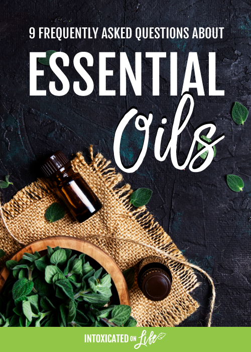 9 frequently asked questions about essential oils