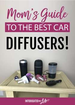 Mom's Guide to the Best Car Diffusers