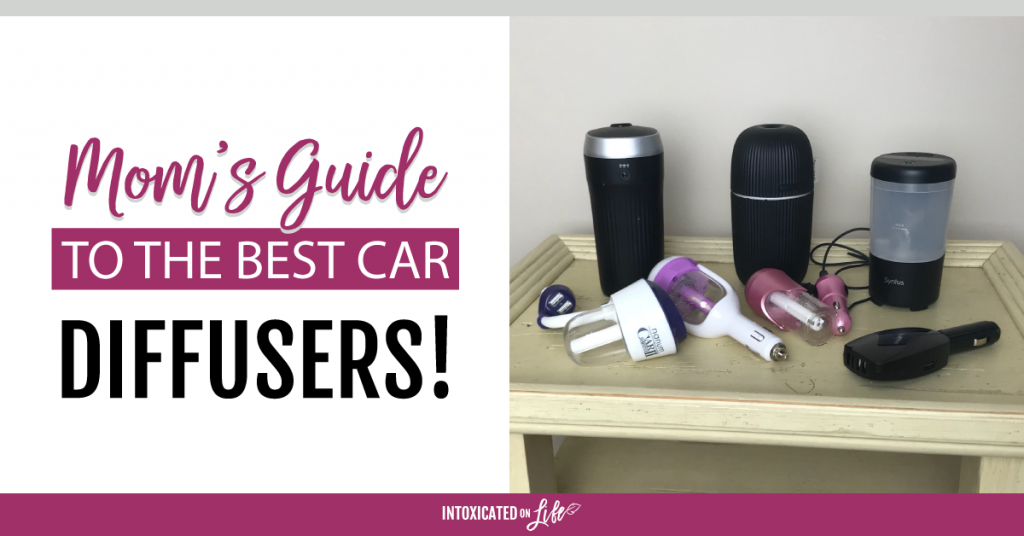 Moms Guide To The Best Car Diffusers FB