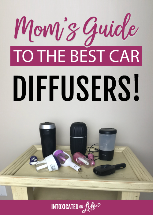 Moms Guide To The Best Car Diffusers