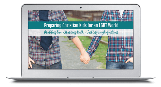 When Should We Talk to Our Kids About Homosexuality?