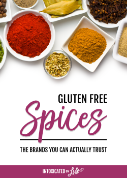Gluten-Free Spices: the brands you can actually trust