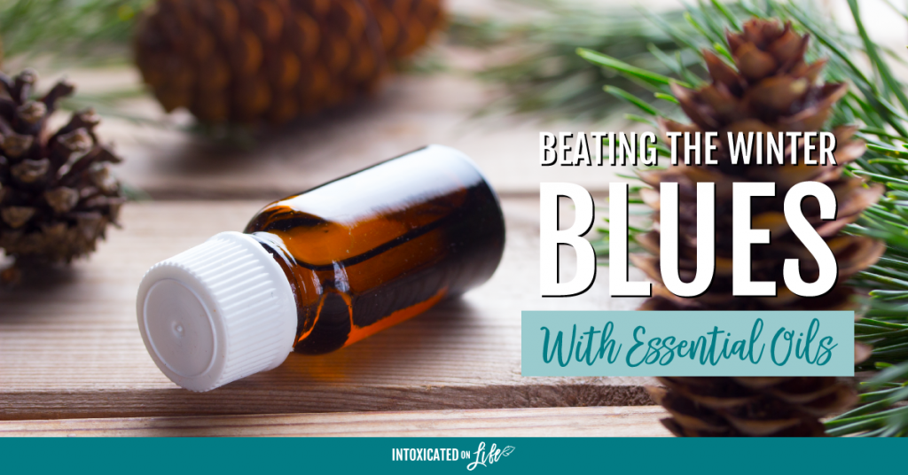 Beating The Winter Blues With Essential Oils FB