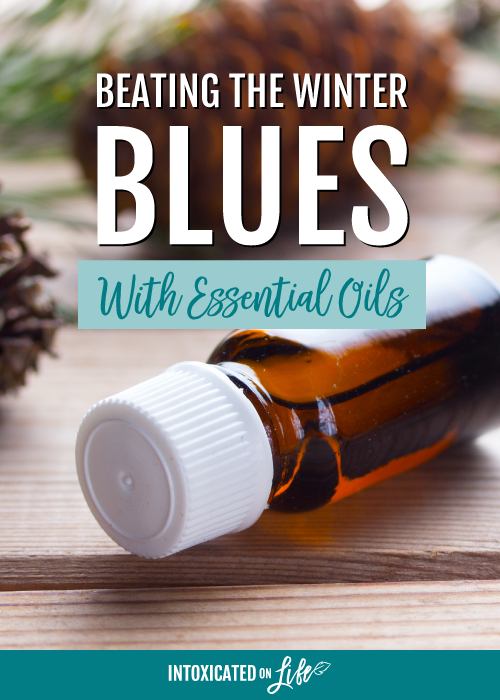 Beating The Winter Blues With Essential Oils
