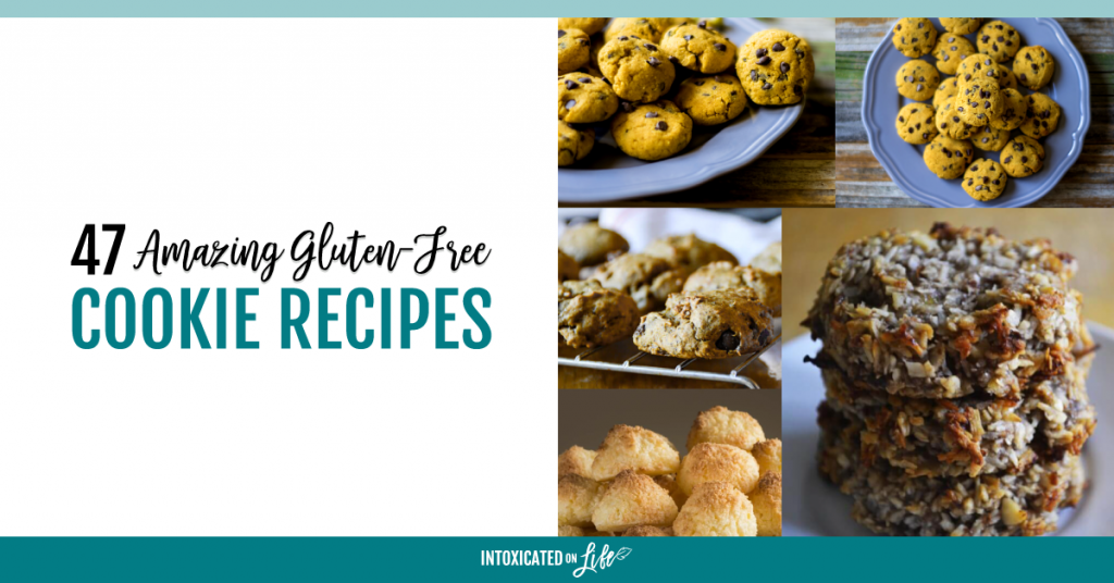 47 Amazing Gluten Free Cookie Recipes FB