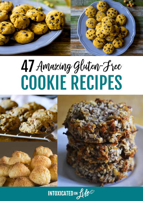 47 Amazing Gluten Free Cookie Recipes