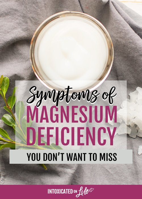 Symptoms Of Magnesium Deficiency You Don t Want To Miss