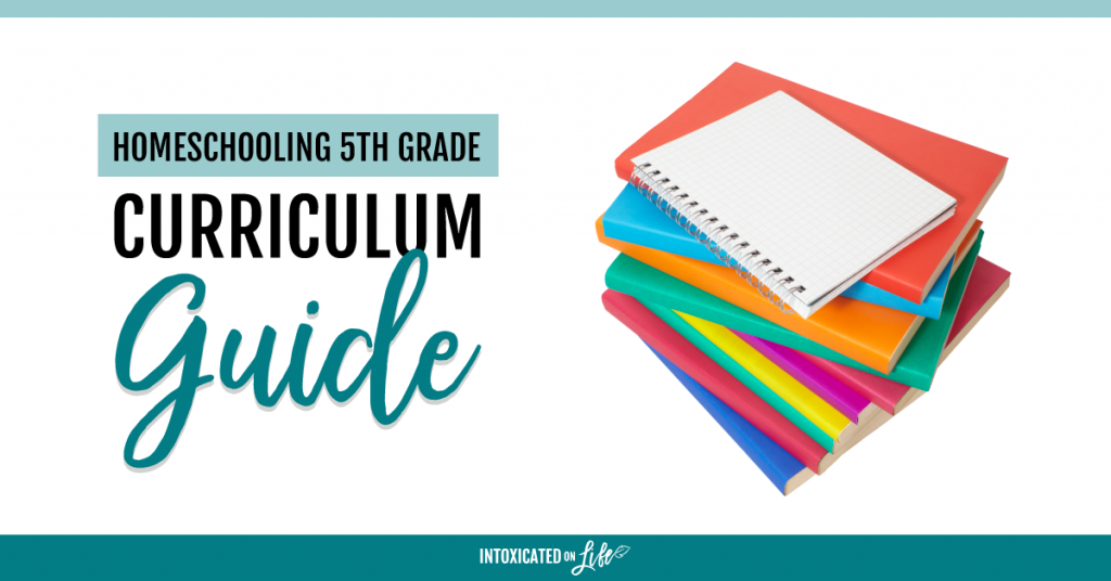 Homeschooling 5th Grade Curriculum Guide FB