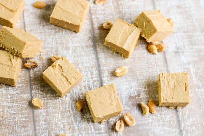 Copy of Peanut Nutter Fudge Sample 3
