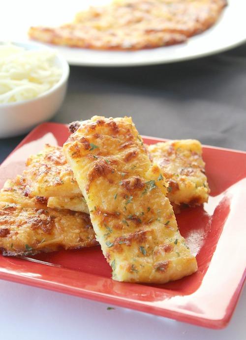 Keto Cheesy Bread Final