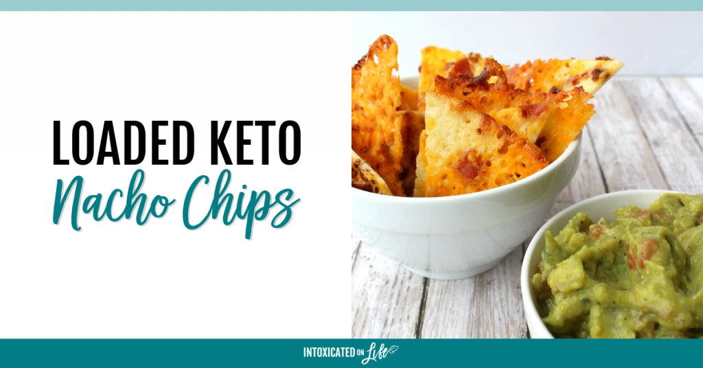 Loaded Keto Nacho Chips FB