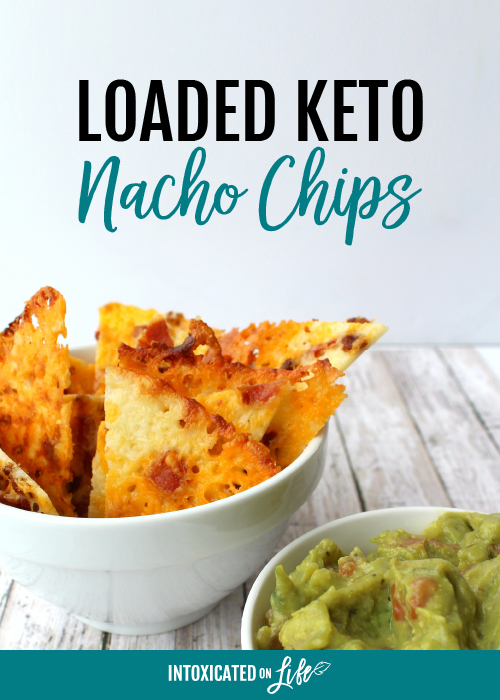 Loaded Keto Nacho Chips